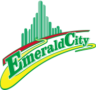 Emerald City Gym Footer Logo