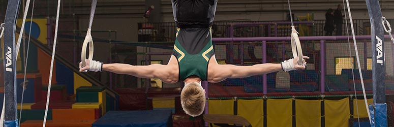 boys team gymnastics Overland Park KS
