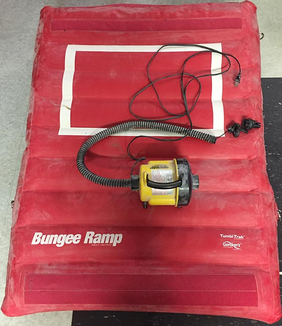 For Sale Bungie Ramp Inflateable