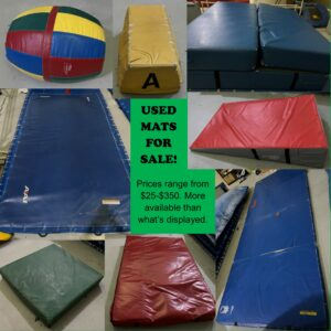 Used Mats For Sale